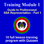 Module 1 - Guide to Professional SSA Representation