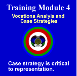 Module 4 - Vocational Analysis and Case Strategies